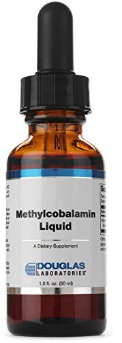 Buy Douglas Laboratories - Methylcobalamin Liquid - 30 Ml online