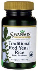Buy Traditional Red Yeast Rice 60 Caps By Swanson Premium online