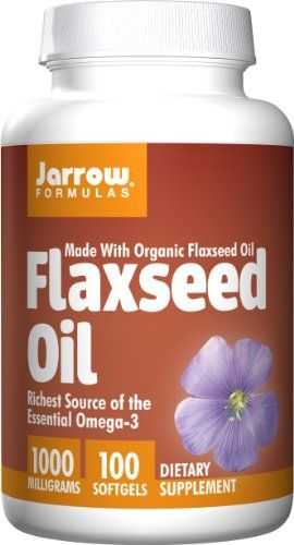 Buy Jarrow Formulas - Flaxseed Oil online
