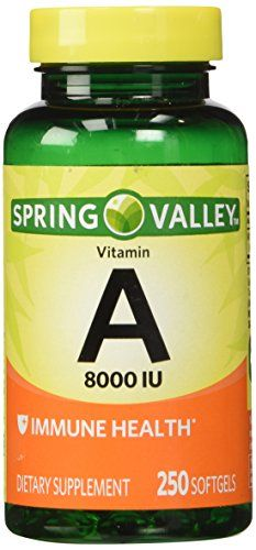 Buy Spring Valley - Vitamin A 8000 IU online