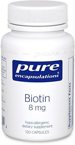 Buy Pure Encapsulations - Biotin (8mg) - 120ct online
