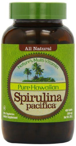 Buy Nutrex Hawaii Hawaiian Spirulina Pacifica 500 mgs. online