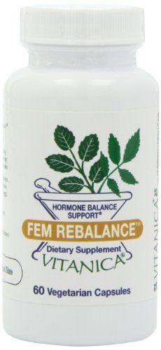 Buy Vitanica Fem Rebalance Capsules, 60-count online