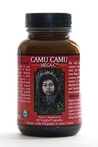 Buy Camu Camu Mega-c 60ct Capsules online