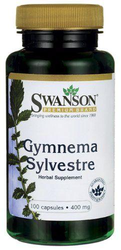 Buy Swanson Premium Gymnema Sylvestre 400mg -- 100 Capsules online