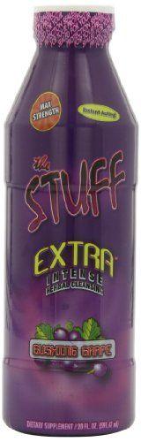 Buy Detoxify The Extra Stuff, Grape, 20-ounce online