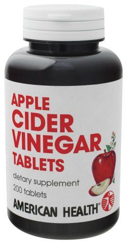 Buy American Health Products - Apple Cider Vinegar, 480 Mg, 200 Tablets online