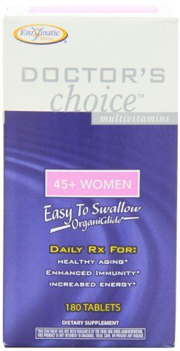 Buy Enzymatic Therapy - Doctor's Choice For 45  Women online