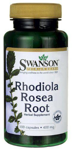 Buy Rhodiola Rosea Root 400 Mg 100 Caps online