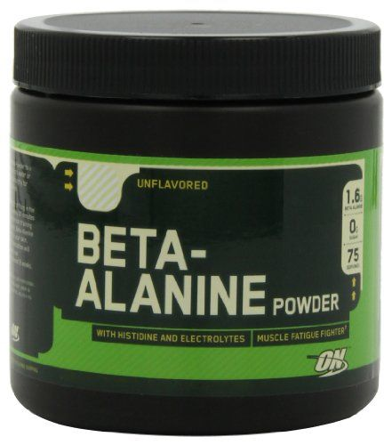 Buy Optimum Nutrition Beta-alanine, Unflavored, 7.15 Ounce online