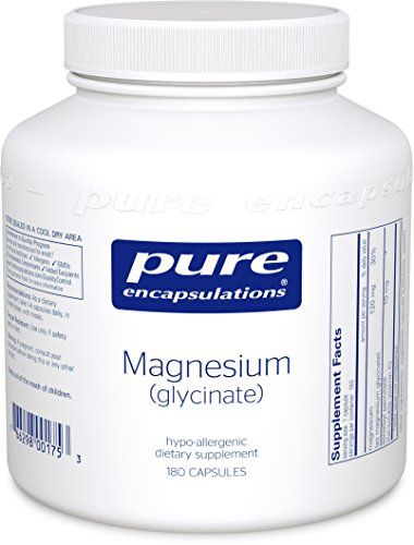 Buy Pure Encapsulations - Magnesium (glycinate) 180