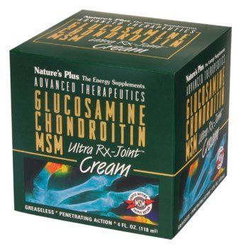 Buy Nature's Plus - Ultra Rx Joint Cream 4 Oz Jar online