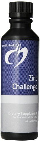 Buy Designs for Health - Zinc Challenge 8oz Health and Beauty online