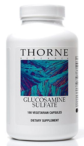 Buy THORNE RESEARCH - Glucosamine Sulfate - 180ct Health and Beauty online