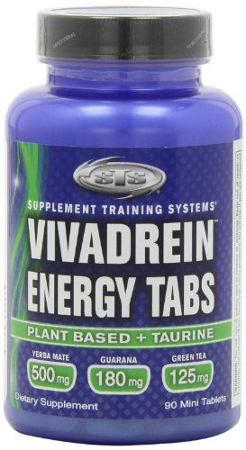 Buy Sts Vivadrein Energy Tablets, 90-count online