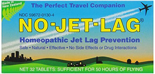 Buy Lewis N. Clark No-Jet-Lag Homeopathic Flight Fatigue Remedy online