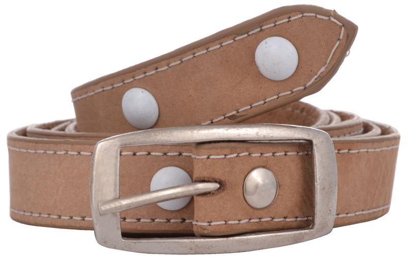 Buy Exotique Women's Beige Fashion Belt (bw0005bg) online