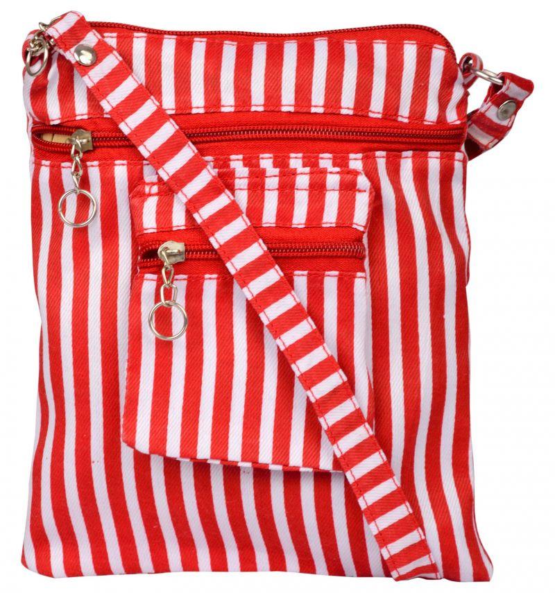 be49d1af12a3 Buy Exotique Women s Red Sling Bag ( Code-cw0001rd) Online