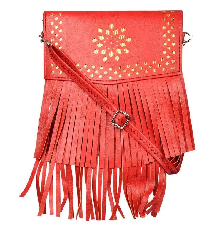Buy Exotique Women's Pink Sling Bag ( Code-cw00023pk) online