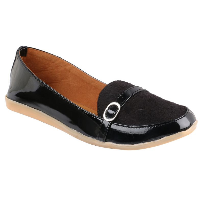 Buy Exotique Stylish Black Casual Shoe online