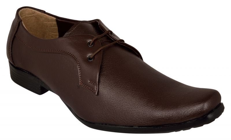Buy Exotique Men's Brown Formal Shoe (ex0028br) online