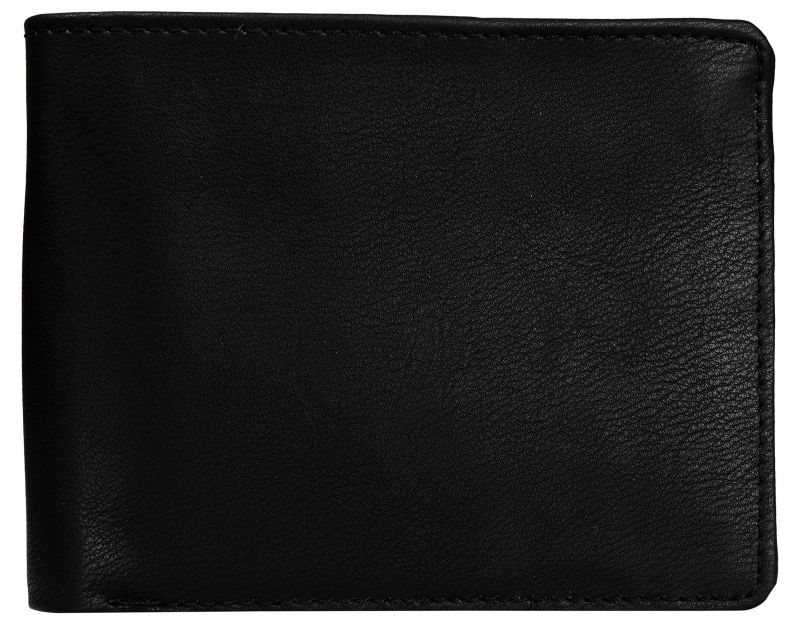 Buy Exotique Men's Black Wallet (wm0004bk) online