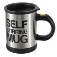 Buy Self Stirring Mug With Lid For Coffee Tea Juices online