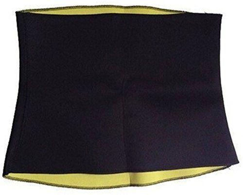 Buy Colonail Unisex Hot Body Shaper Belt Slimming Waist Shaper Belt Thermo Tummy Trimmer Shapewear Large online