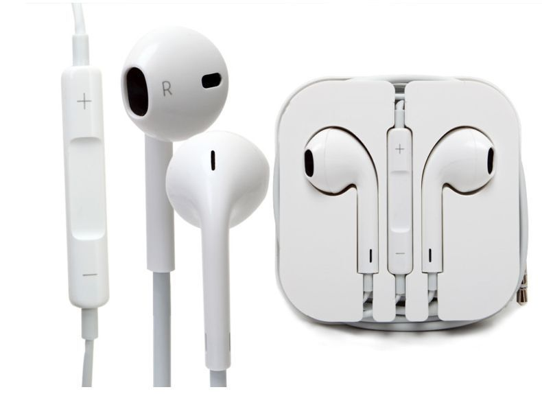 Buy Buy 1 Get 1 Stereo Headset Earphone With Mic For Apple iPhone online