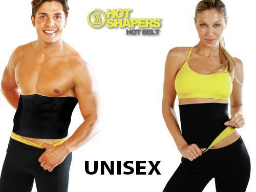 Buy Unisex Hot Shaper Belt Unisex Waist Shaper Unisex Tummy Tucker online