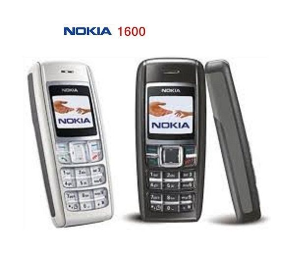 Buy Nokia 1600 Refurbished Mobile Phone online
