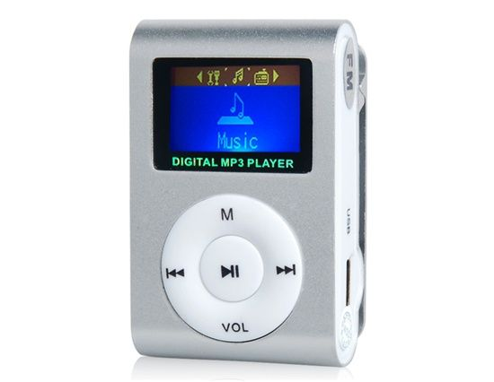 Buy Vizio Vmp3-m04 8 GB MP3 Player (silver) online