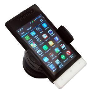 Buy Vizio Car Mobile Holder For Mobile Phones, Gps, Pda, PSP (black) online