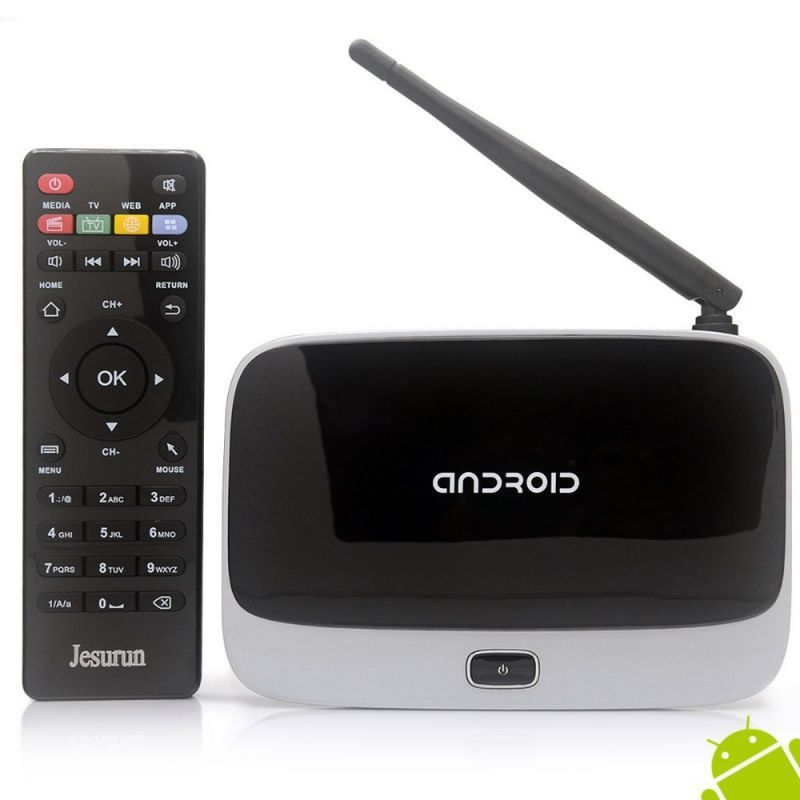 Buy Mini PC TV Box Quad Core Cs918/q7 Rk3188t With Android 4.4 2GB Ram/ 8GB ROM online