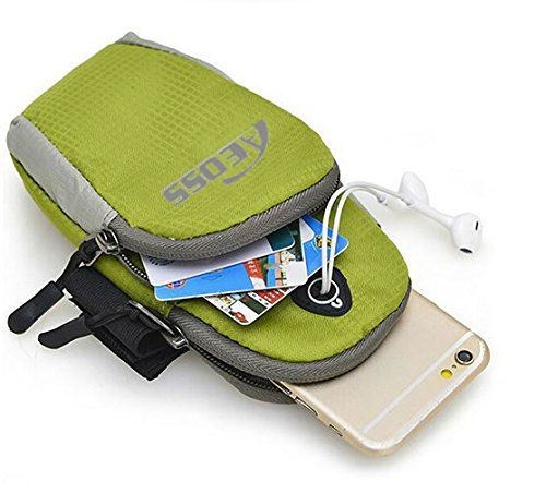 Buy Aeoss Universal Waterproof Sports Running Jogging Gym Armband Case Cover Holder online