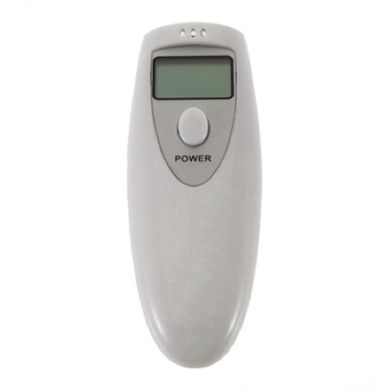 Buy Aeoss Mini Professional Breath Alcohol Tester Meter Portable Alcohol Analyzer online