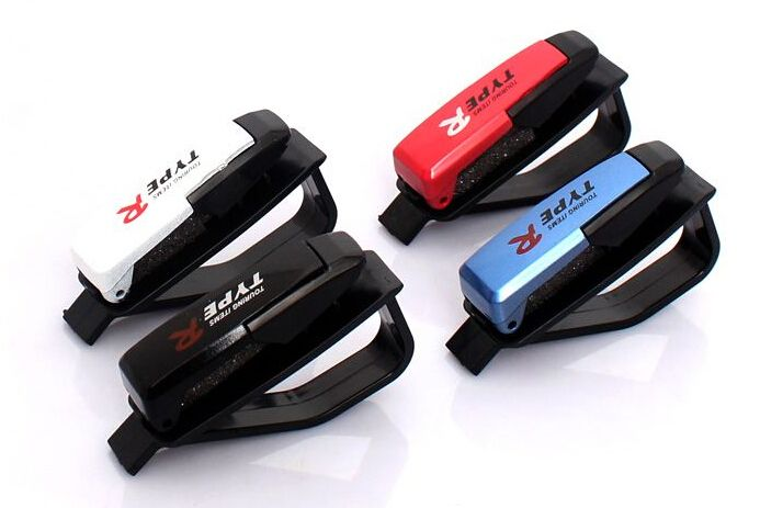 Buy Aeoss Type - R Car Vehicle Sun Visor Card Pen Portable Clip Storage online