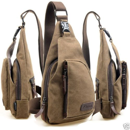 Buy Aeoss New Fashion Shoulder Canvas Bags Men Sport Casual Bag ...