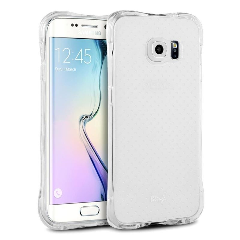 Buy Aeoss Transparent Flexible Soft Tpu Drop Protection Shockproof Case Cover For Samsung J7 online