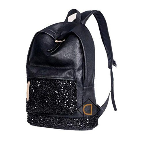 Buy Aeoss Women Embroidered Sequins Shimmer Party Pu Travel Bags online