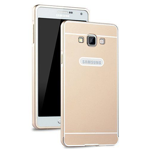Buy Aeoss 2 In 1 Aluminum Metal Frame Back Bumper Case Cover For Samsung Galaxy On7 online