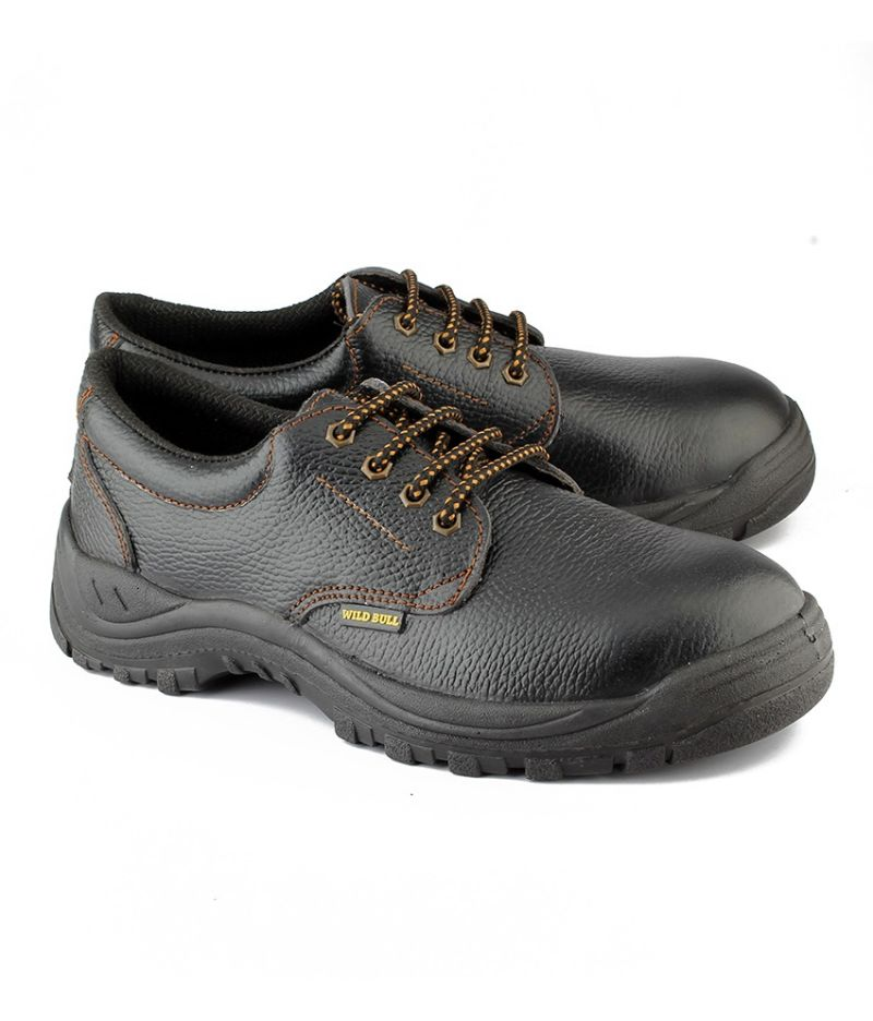 Buy Wild Bull Engineer Leather Safety Shoes online