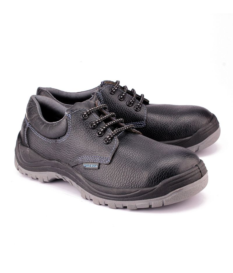 Buy Wild Bull Thunder Leather Safety Shoes online