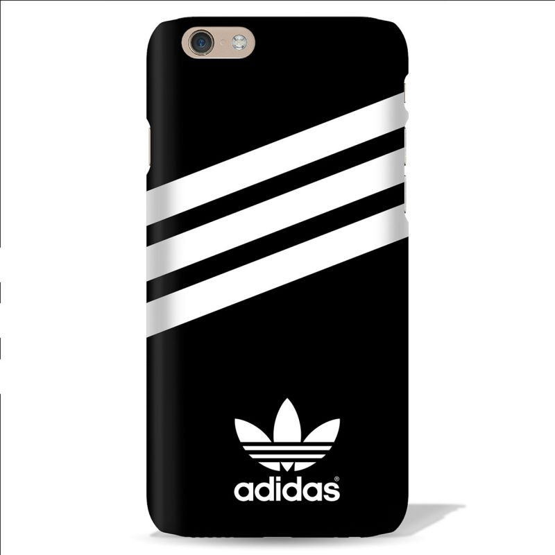 Buy Leo Power Adidas Stripe Printed Case Cover For Apple iPhone 6 online