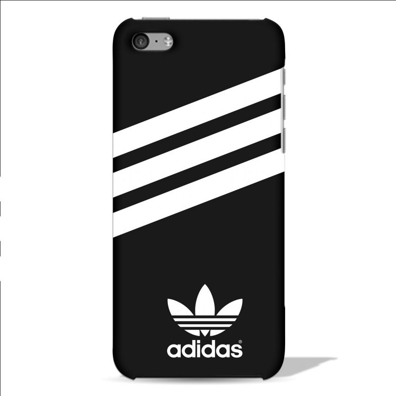Buy Leo Power Adidas Stripe Printed Case Cover For Apple iPhone 5c online