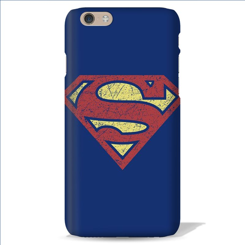 Buy Leo Power Classic Superman Printed Case Cover For Apple iPhone 7 online