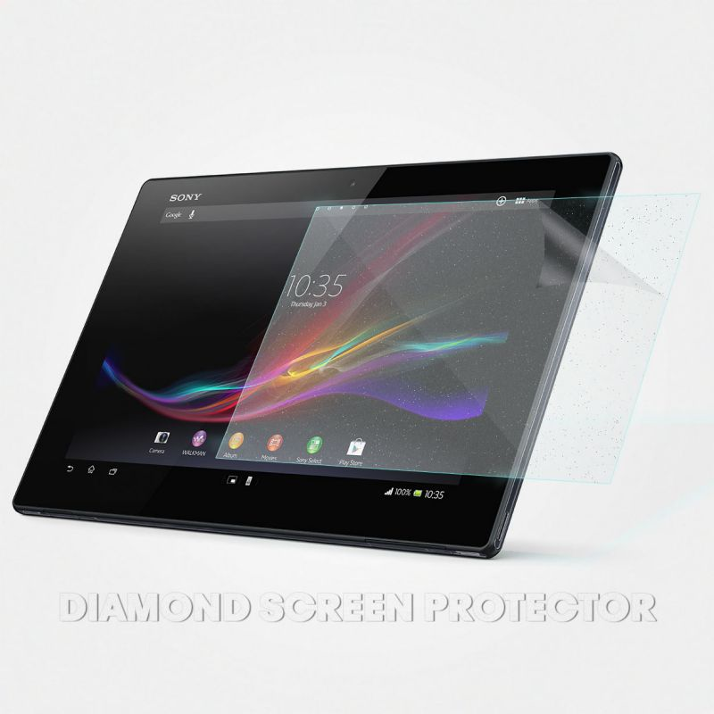 Buy Samsung Galaxy Core II Premium Quality Diamond Screen Guard Screen Protector (pack Of 2) online