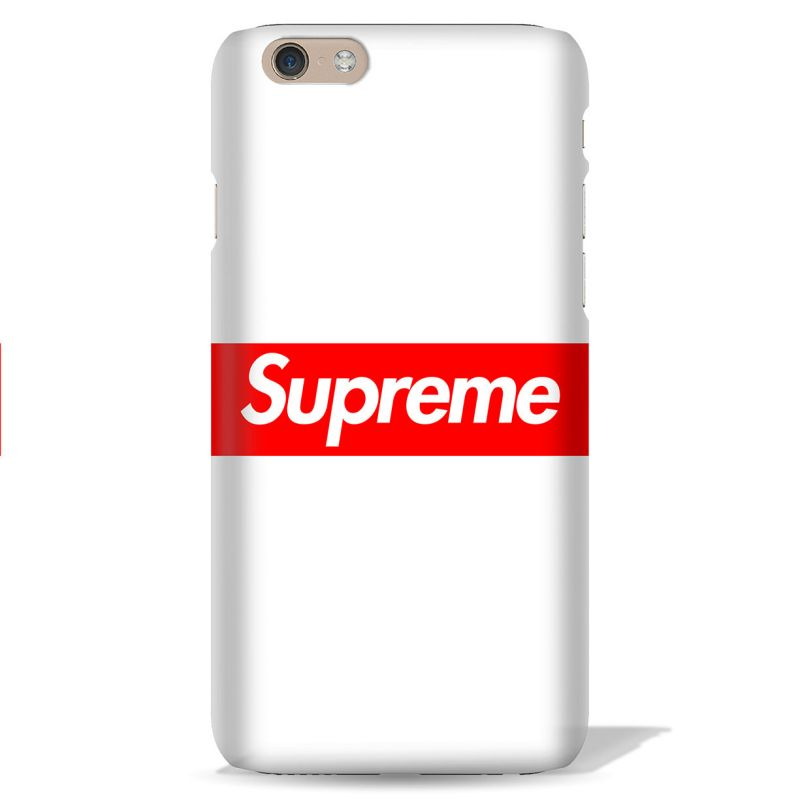 Buy Leo Power Supreme White Background Printed Case Cover For Apple iPhone 4 online