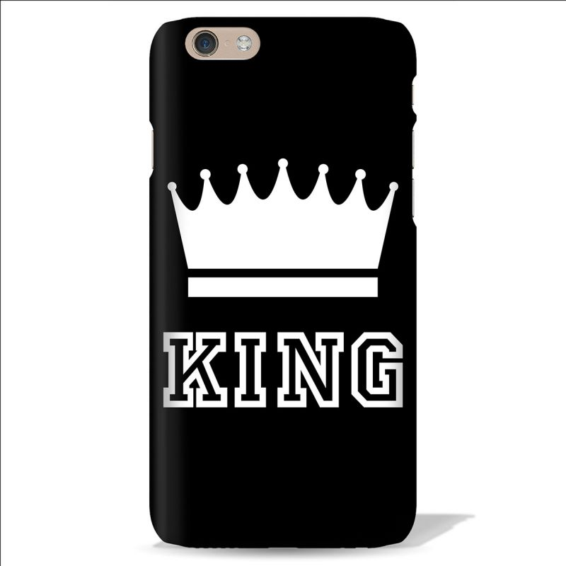 Buy Leo Power King Crown Printed Case Cover For Apple iPhone 5 online