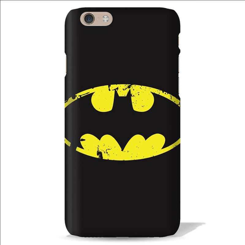 Buy Leo Power Dark Knight Batman Logo Printed Case Cover For Oneplus 3 online